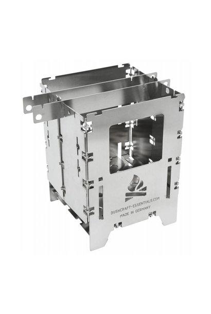 Bushcraft Essentials Bushbox LF Titanium Outdoor Stove