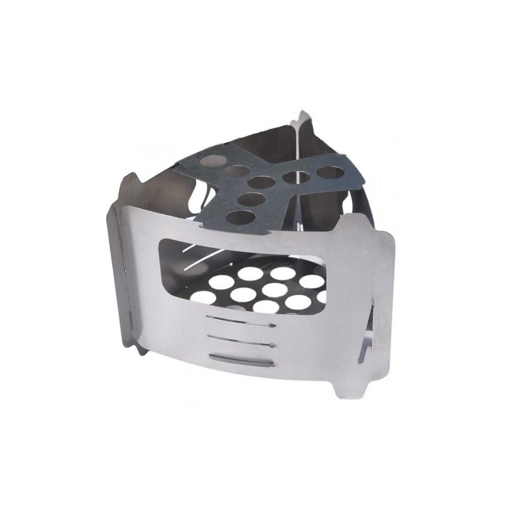 Bushcraft Essentials Bushbox Outdoor Pocket Stove Ultralight-1