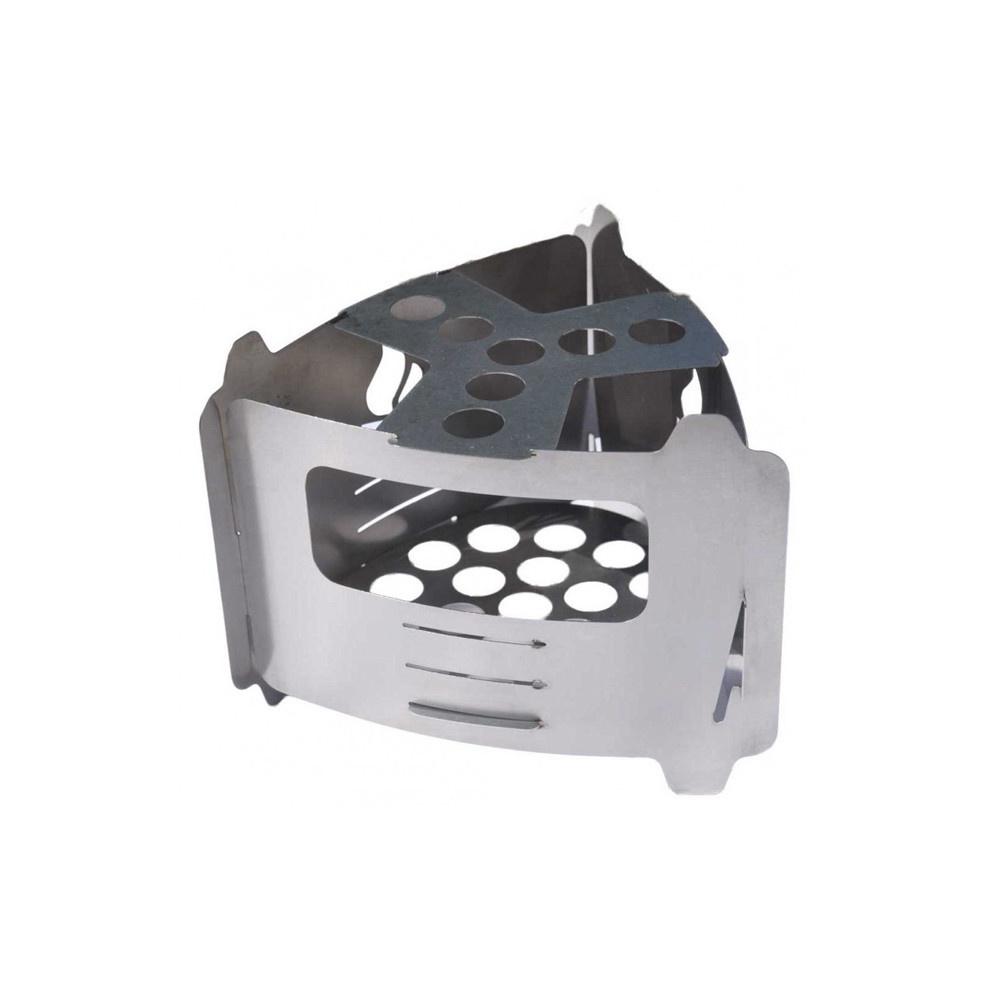 Bushcraft Essentials Bushbox Ultralight Outdoor Pocket Stove-1