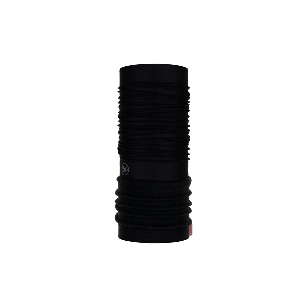 Buff® Polar Solid Zwart-1