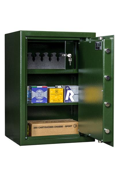 Mustang Safes MSP-4 Groen