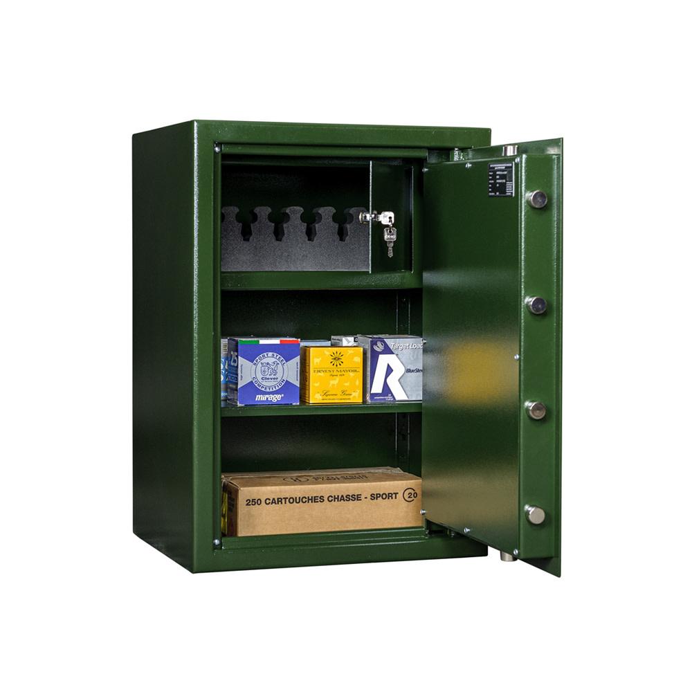 Mustang Safes MSP-4 Groen-1