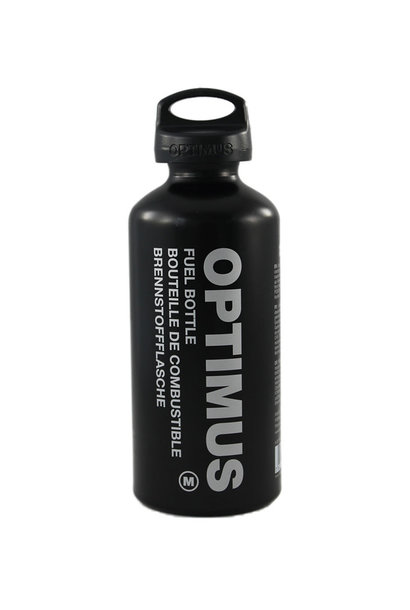Optimus Brandstoffles M 0,6 ltr CS Zwart