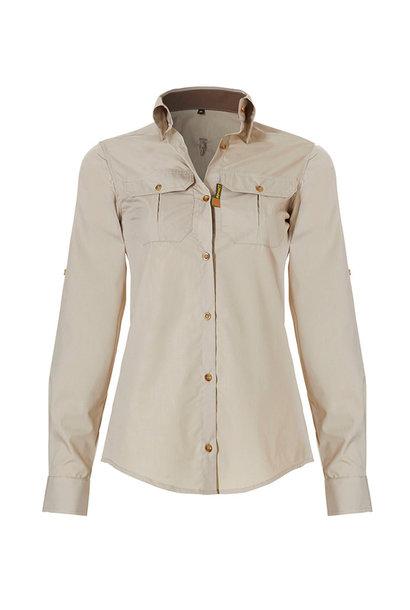 Rovince Dames Overhemd Ergoline Desert