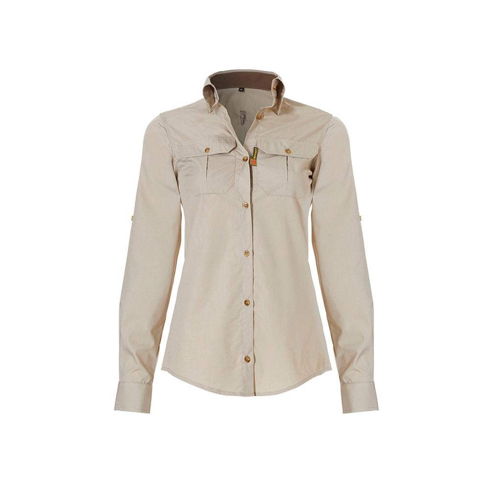 Rovince Dames Overhemd Ergoline Desert-1