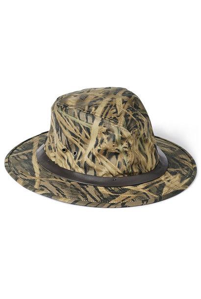 Filson Tin Cloth Packer Hoed - Shadow Grass