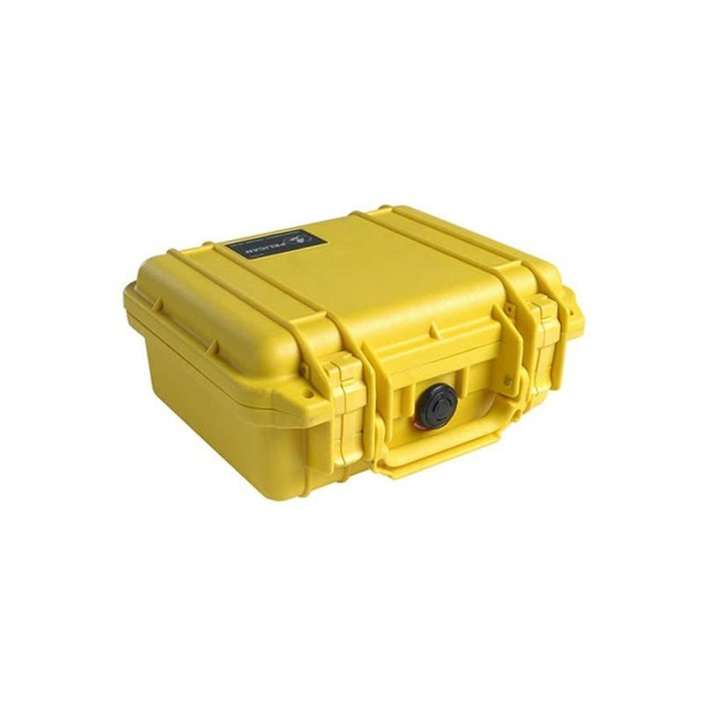 Peli Koffer Geel 1120 Zonder Foam-1