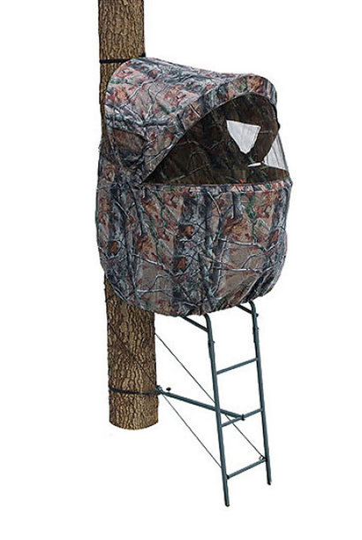 Ameristep Ladder Blind Tree Stand Cover Systeem