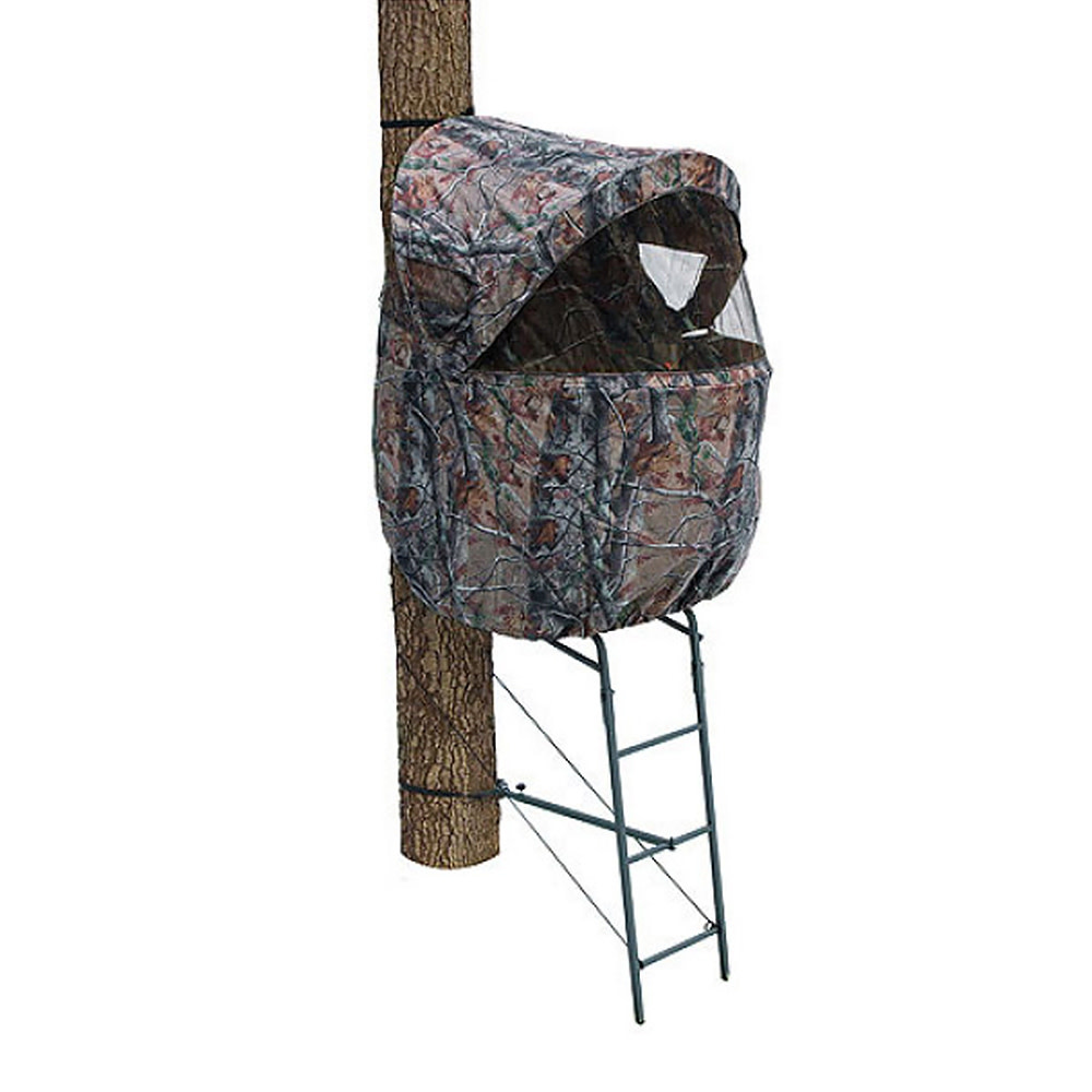 Ameristep Ladder Blind Tree Stand Cover Systeem-1