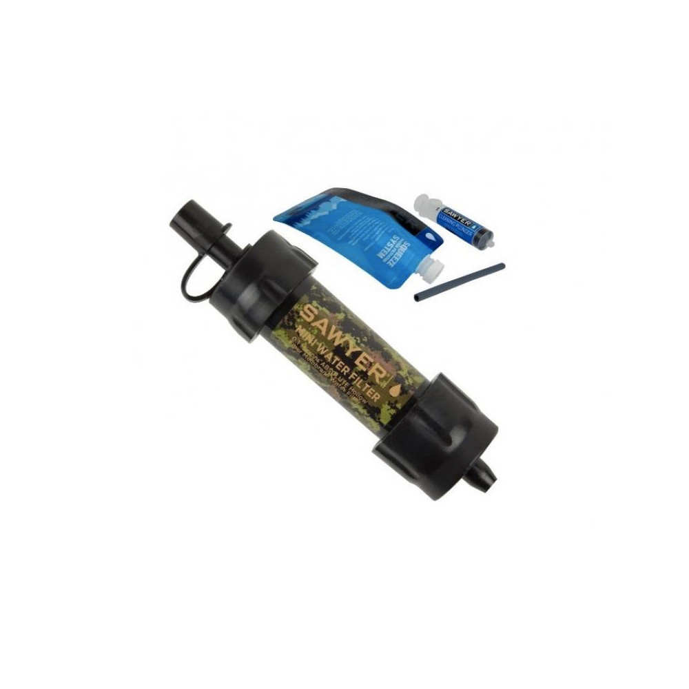 Sawyer Micro Squeeze Water Filter Systeem-3