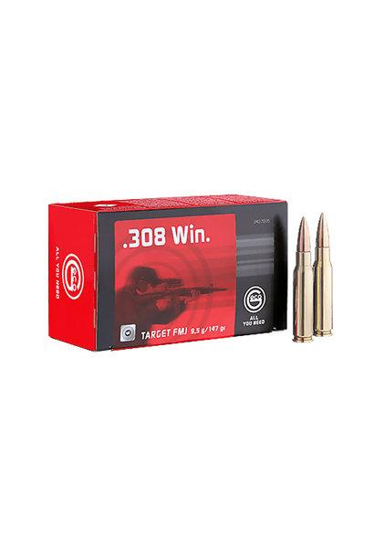 Geco .308 Win. Target 170 gr.