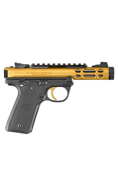 Ruger Mark IV 22/45 Lite Gold .22 LR