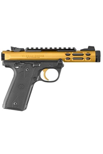Ruger Mark IV 22/45 Lite Gold .22 LR