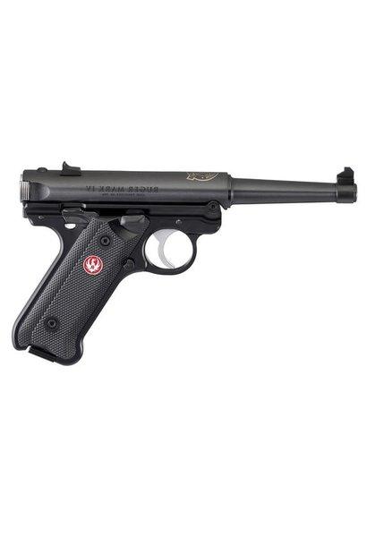 Ruger Mark IV Standard .22 LR
