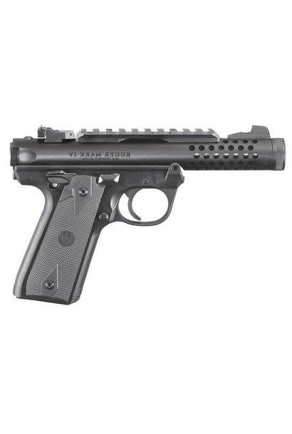 Ruger Mark IV 22/45 Lite Zwart .22 LR