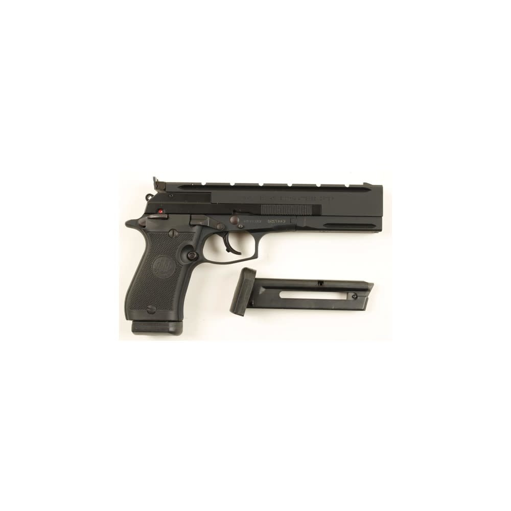 Beretta 87 Target .22 LR-1