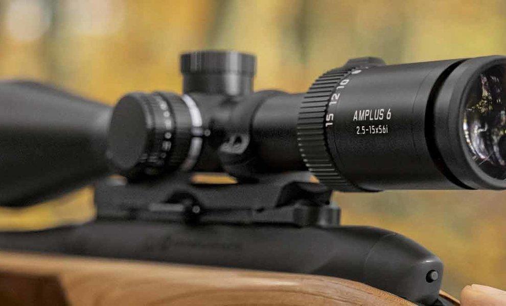 Leica Amplus 6 Richtkijker: Tijden Veranderen