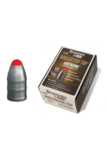 Benjamin by Nosler eXTREME Air Rifle Bullets .357 145gr. 25 stuks
