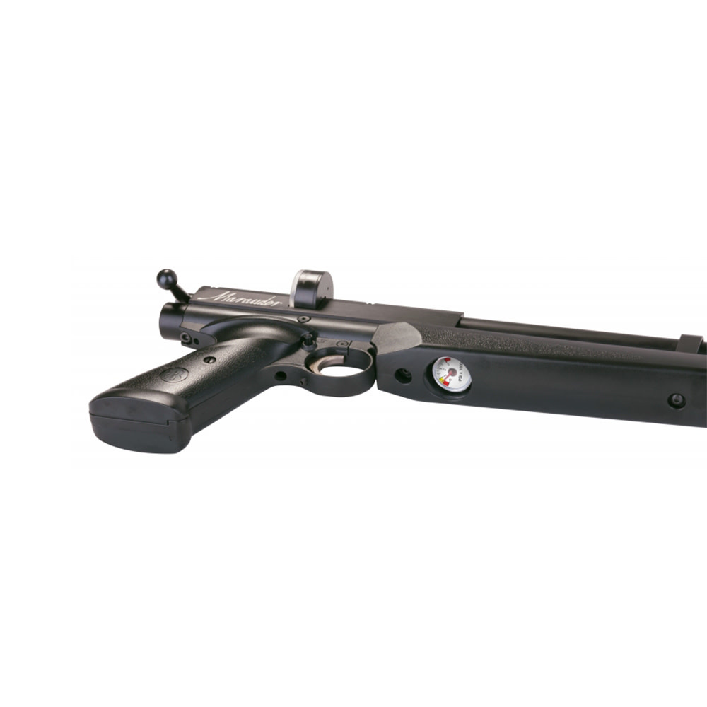 Benjamin Marauder .22 Kal Multibolt Action met Shoulder Stock-3