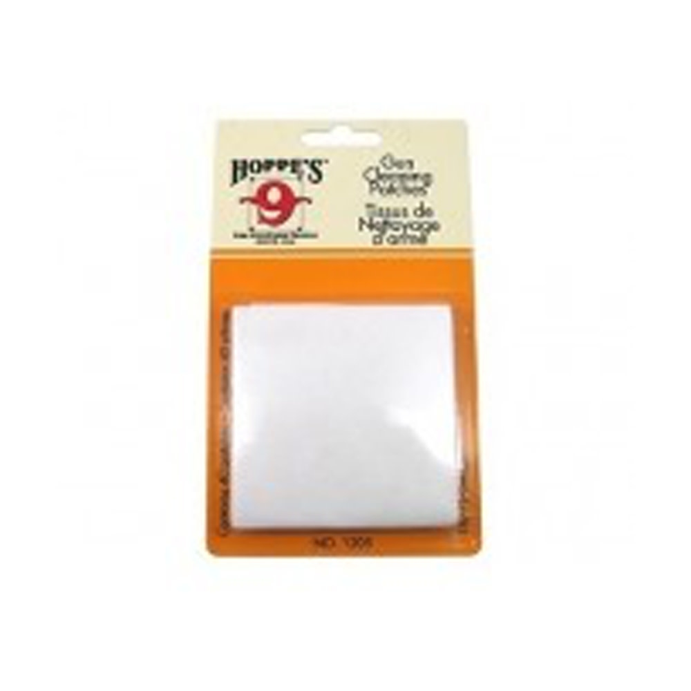 Hoppe's Gun Cleaning Patch, no. 5, 16 tot 12. (25 per pack)-1