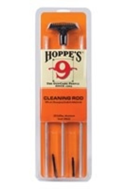 Hoppe's Three-Piece Rifle Rod, .30 Kal. Aluminium