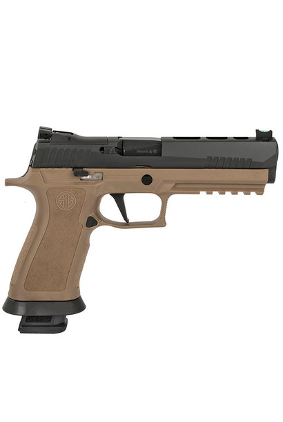 Sig Sauer P320 X-Five Two-Tone Coyote 9x19 mm