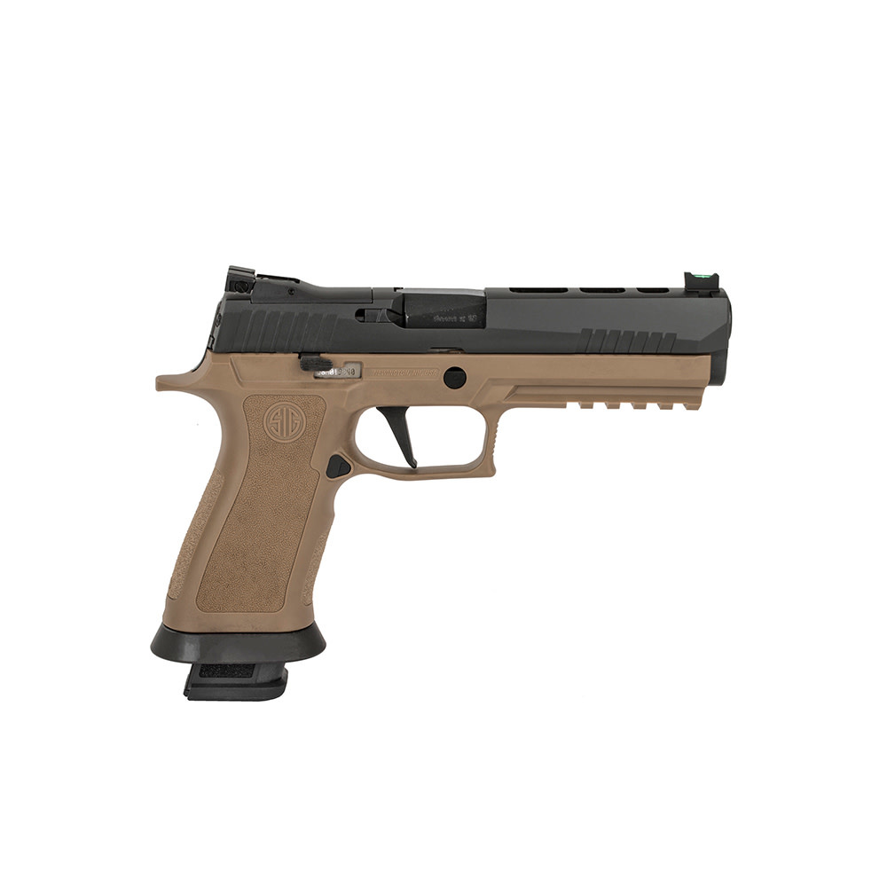 Sig Sauer P320 X-Five Two-Tone Coyote 9x19 mm-1