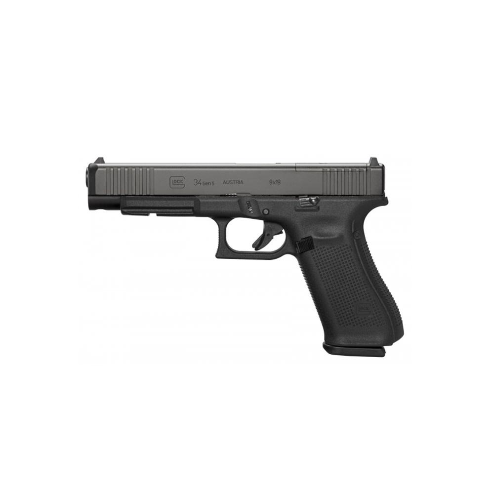 Glock 34 Gen 5 MOS FS 9x19 mm-2