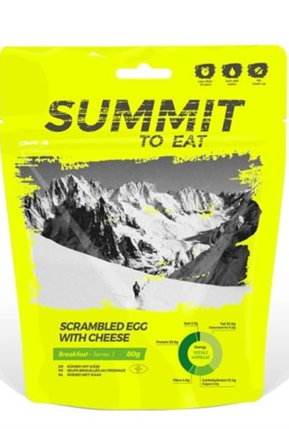 Summit to Eat Ontbijt Scrambled Egg With Cheese