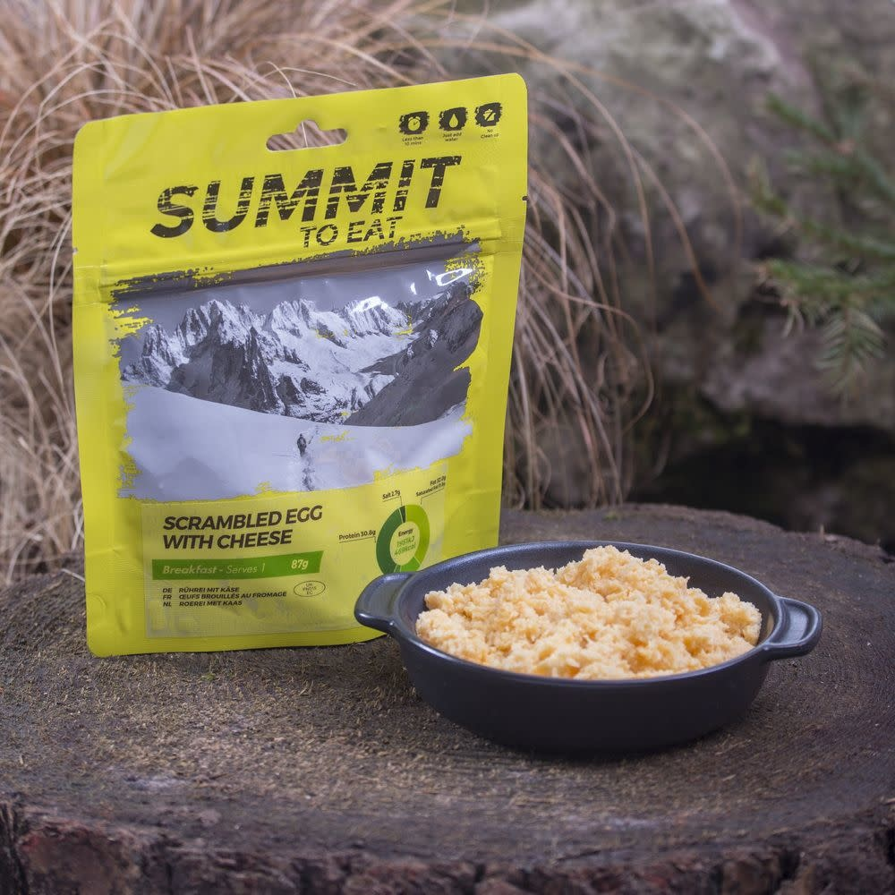 Summit to Eat Ontbijt Scrambled Egg With Cheese-2