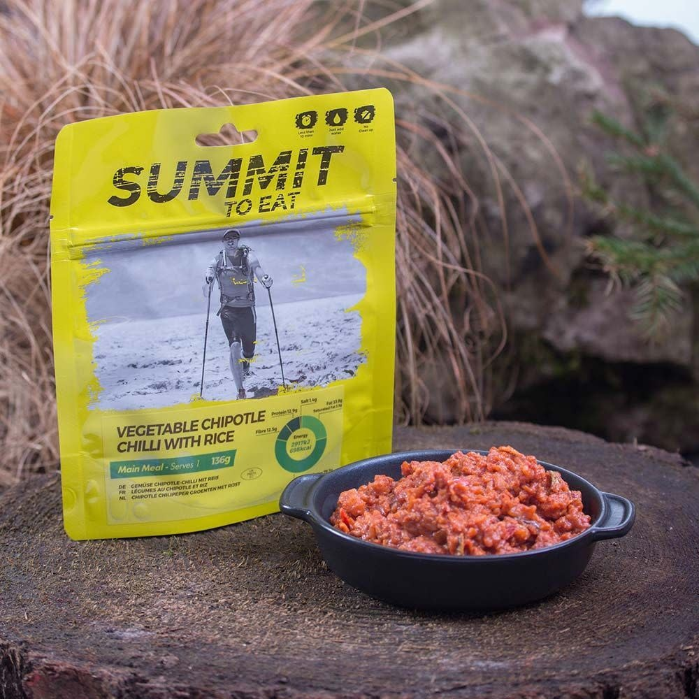 Summit to Eat Vegetable Chipotle Chilli with Rice-2