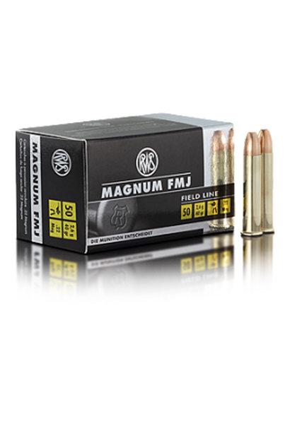 RWS Magnum FMJ 40gr. Field Line .22 WMR