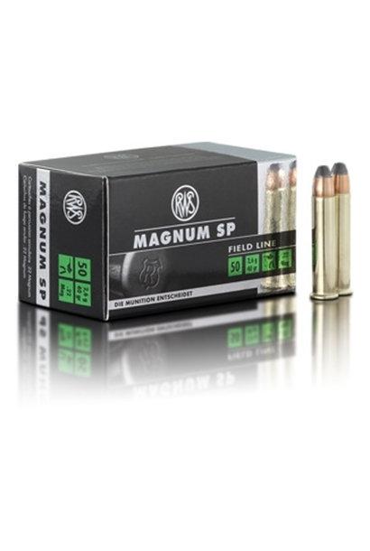 RWS Magnum SP 40gr. Field Line .22 WMR