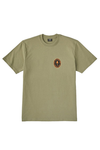 Filson S/S Outfitter Graphic T-Shirt - Burnt Olive