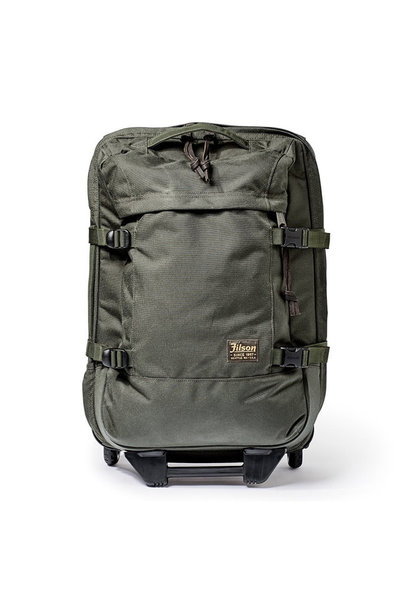 Filson Dryden 2 Wheeled Carry On Bag - Otter Groen
