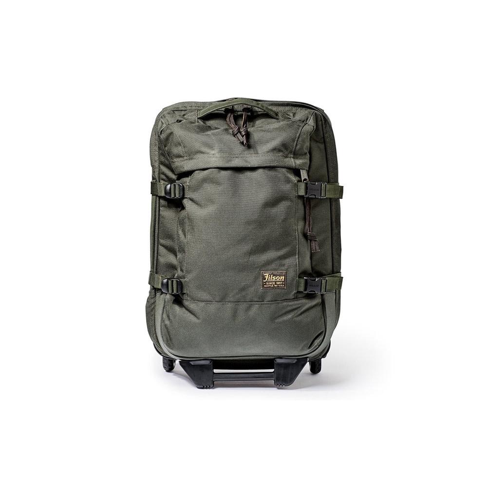 Filson Dryden 2 Wheeled Carry On Bag - Otter Groen-1