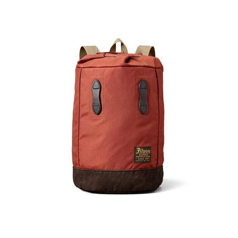 Filson Day Pack One Size - Rusted Red-1