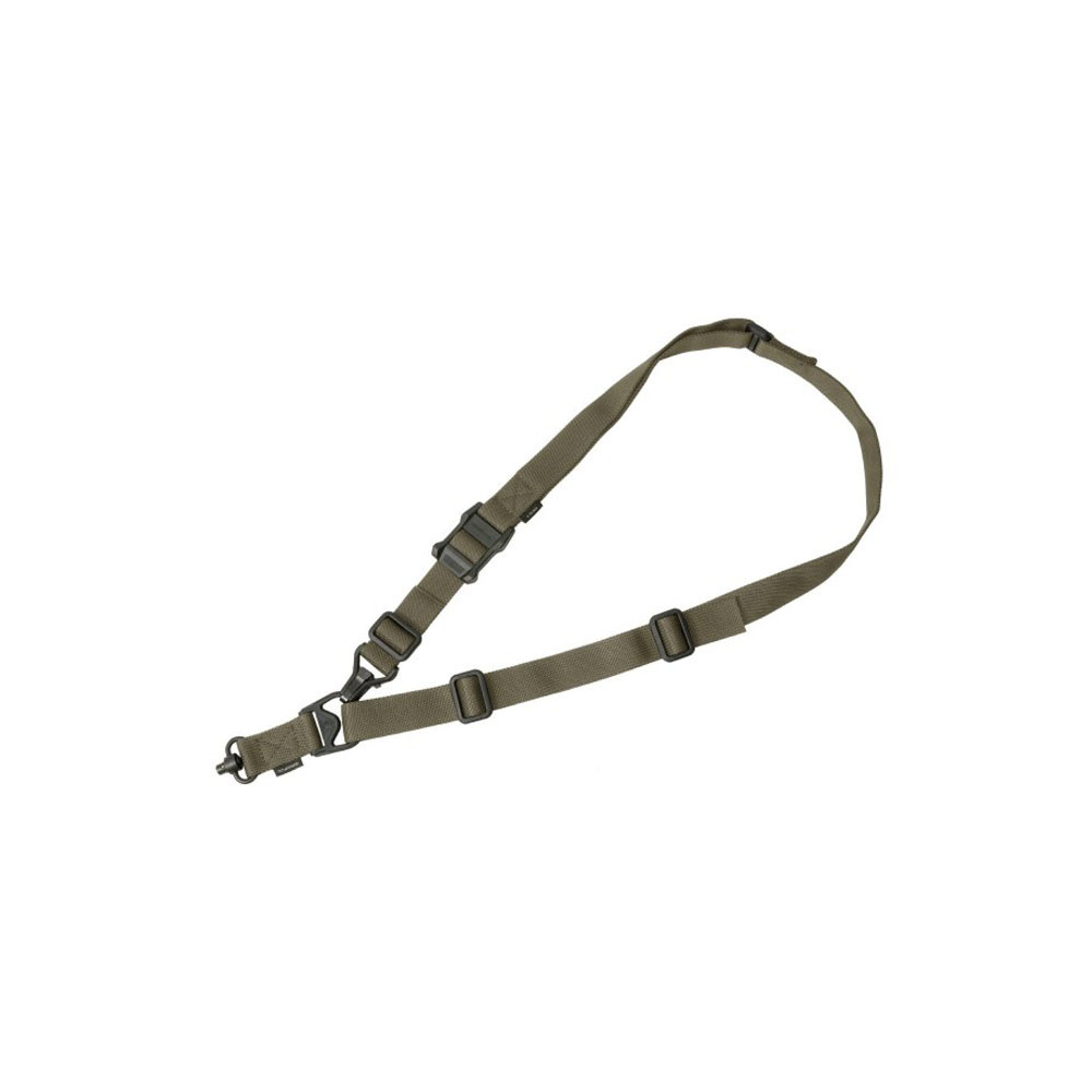 Magpul Ms3 Single QD Gen2 Sling - Ranger Green-1