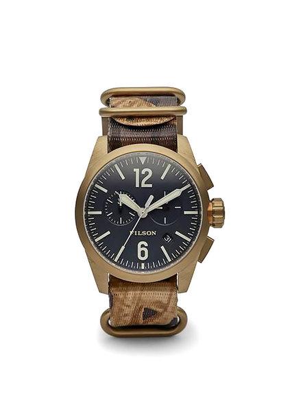 Filson Chronograph Horloge Navy
