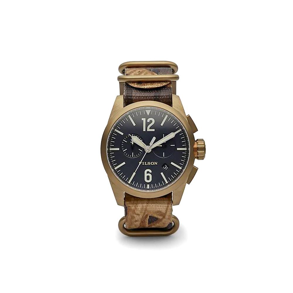 Filson Chronograph Horloge Navy-1