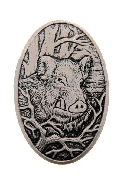 Blaser Pistol Grip Cap Wild Boar