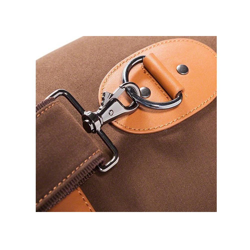 Blaser Geweerfoudraal Twill -Leather Brown Type B-5