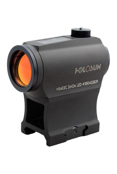 Holosun HS403C 2 MOA Dot