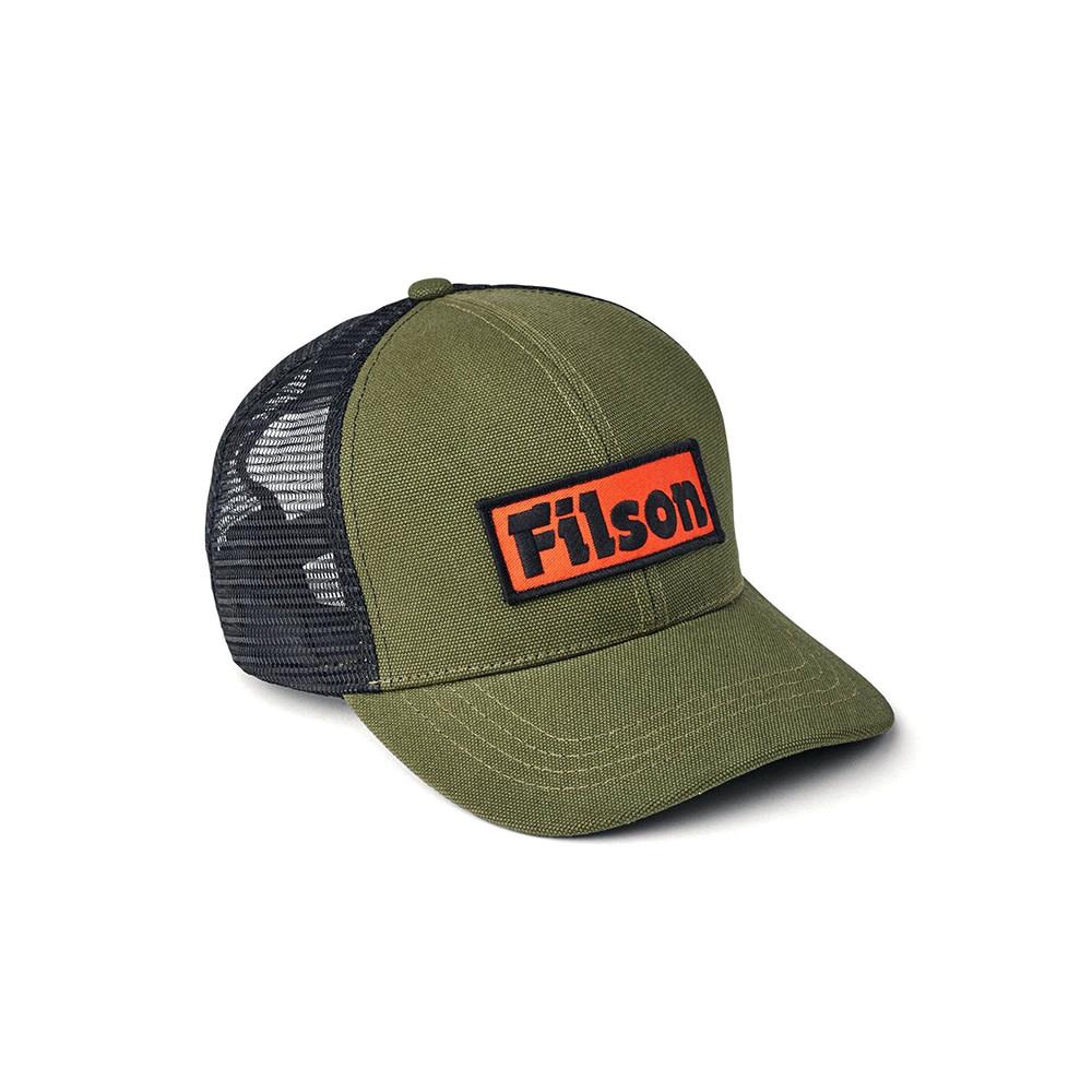 Filson Houthakkerspet - One Size - Olijf-1