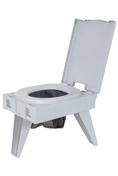Cleanwaste Go Anywhere Draagbaar Toilet