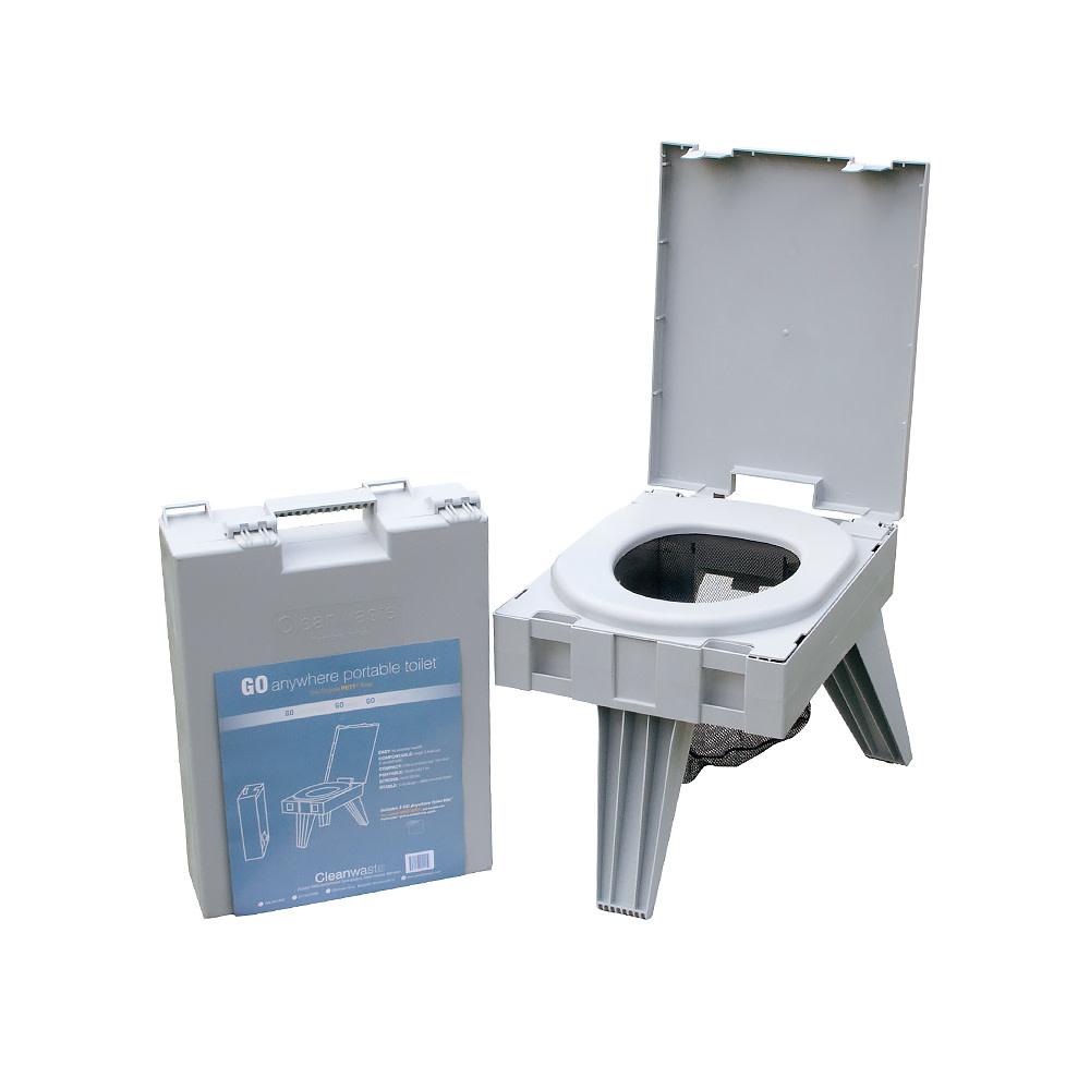 Cleanwaste Go Anywhere Draagbaar Toilet-2