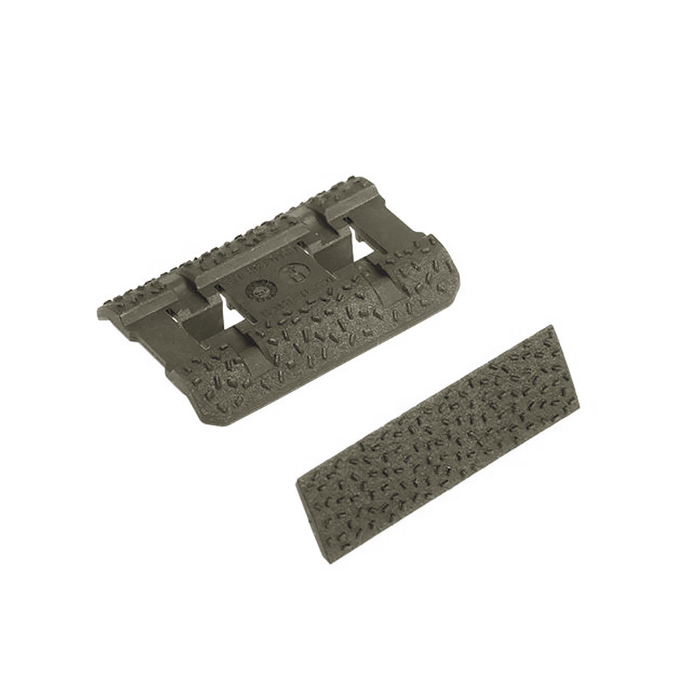 Magpul M-LOK Rail Cover, Type 2 - Olive Drab Green-2