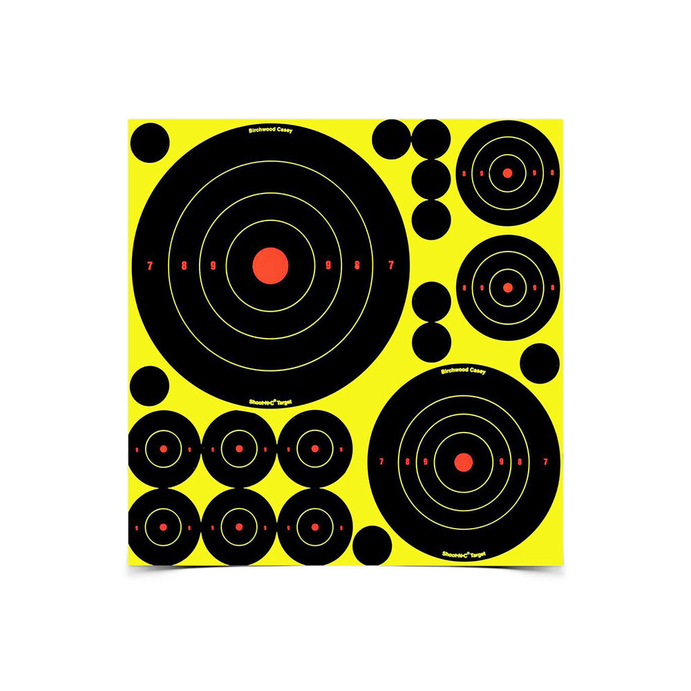 "Birchwood Casey - Shoot·N·C 1''-2""-3"" Assorti-1"