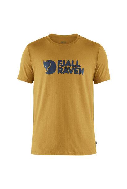 Fjällräven Logo T-Shirt - Oker