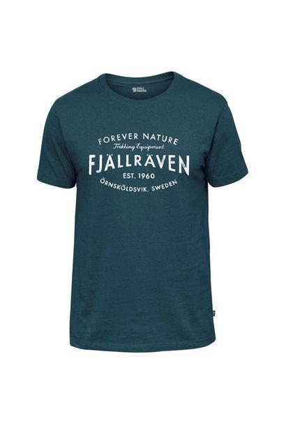 Fjällräven Est. 1960 T-Shirt - Dusk